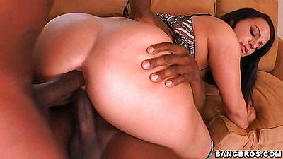Black cock places behind Kendra Star to be second in her