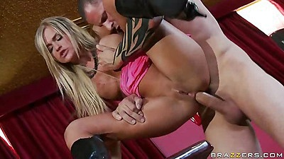 Doggy fucked and then on to a bit of a deep throat