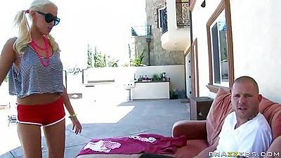 Breanne Benson a super cute babe porn star