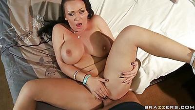Hot milf seducing cock