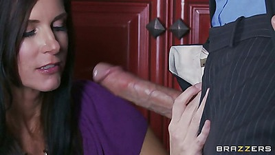 India  Summer a hot wife sucking down her laywer