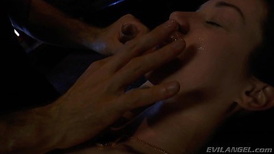 Bruentte Stoya is fucked all tied up